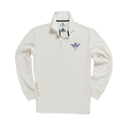 OXFORD 1872 RUGBY SHIRT – WHITE