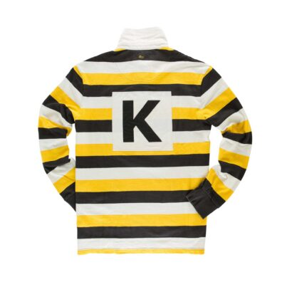 Hampton School 1557 Rugby Shirt_Stripe_Back