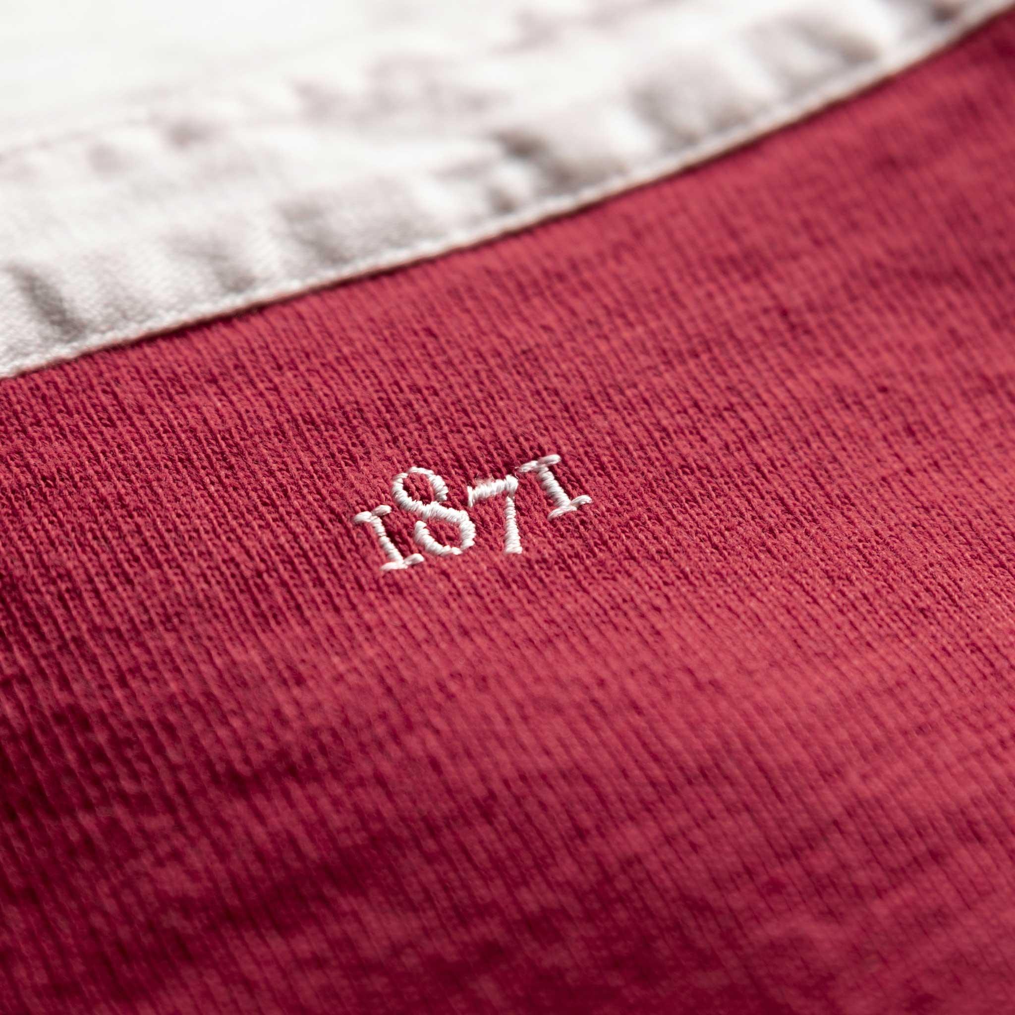 Glebe Dirty Reds 1908 Rugby Shirt_1871