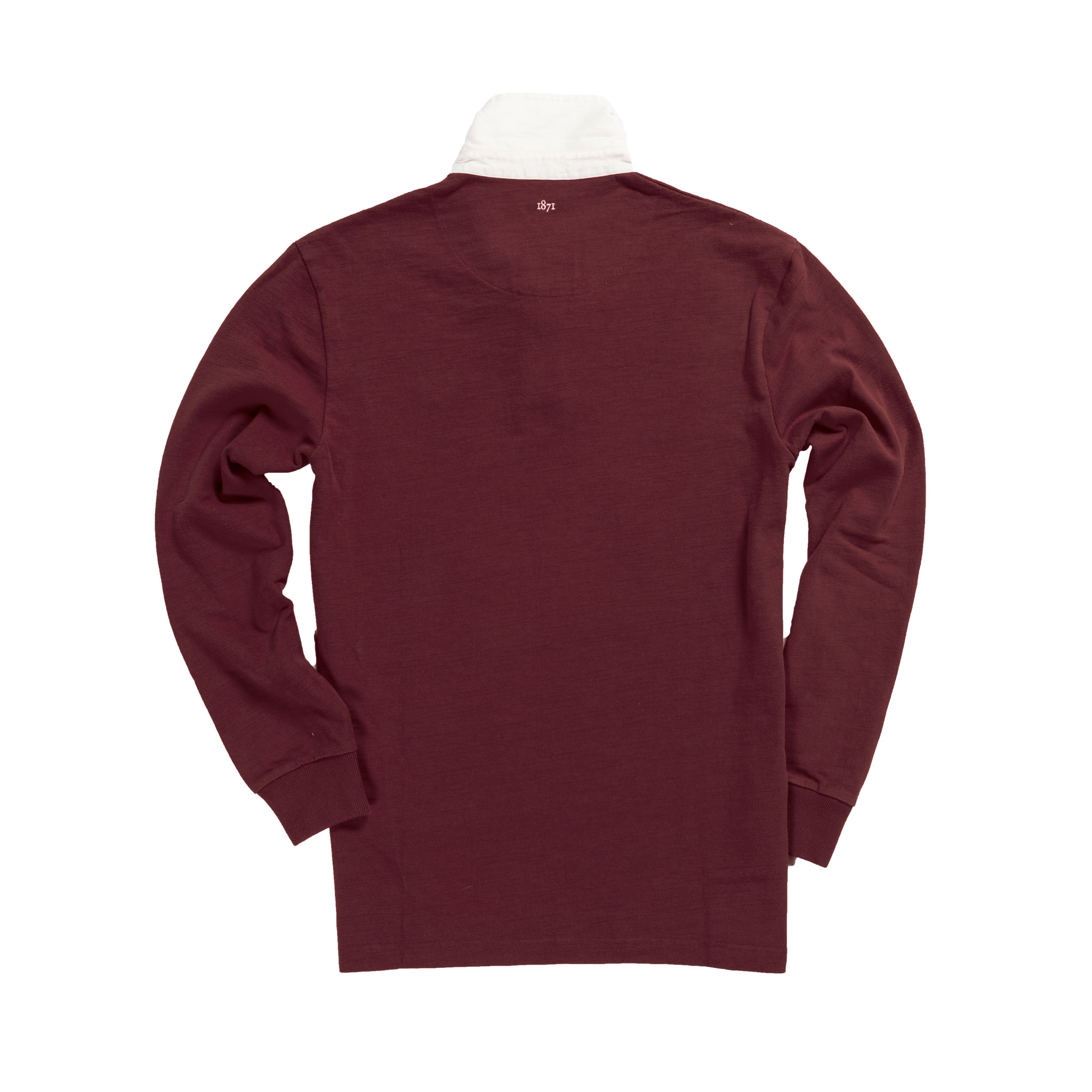 Glebe Dirty Reds 1908 Rugby Shirt_Back