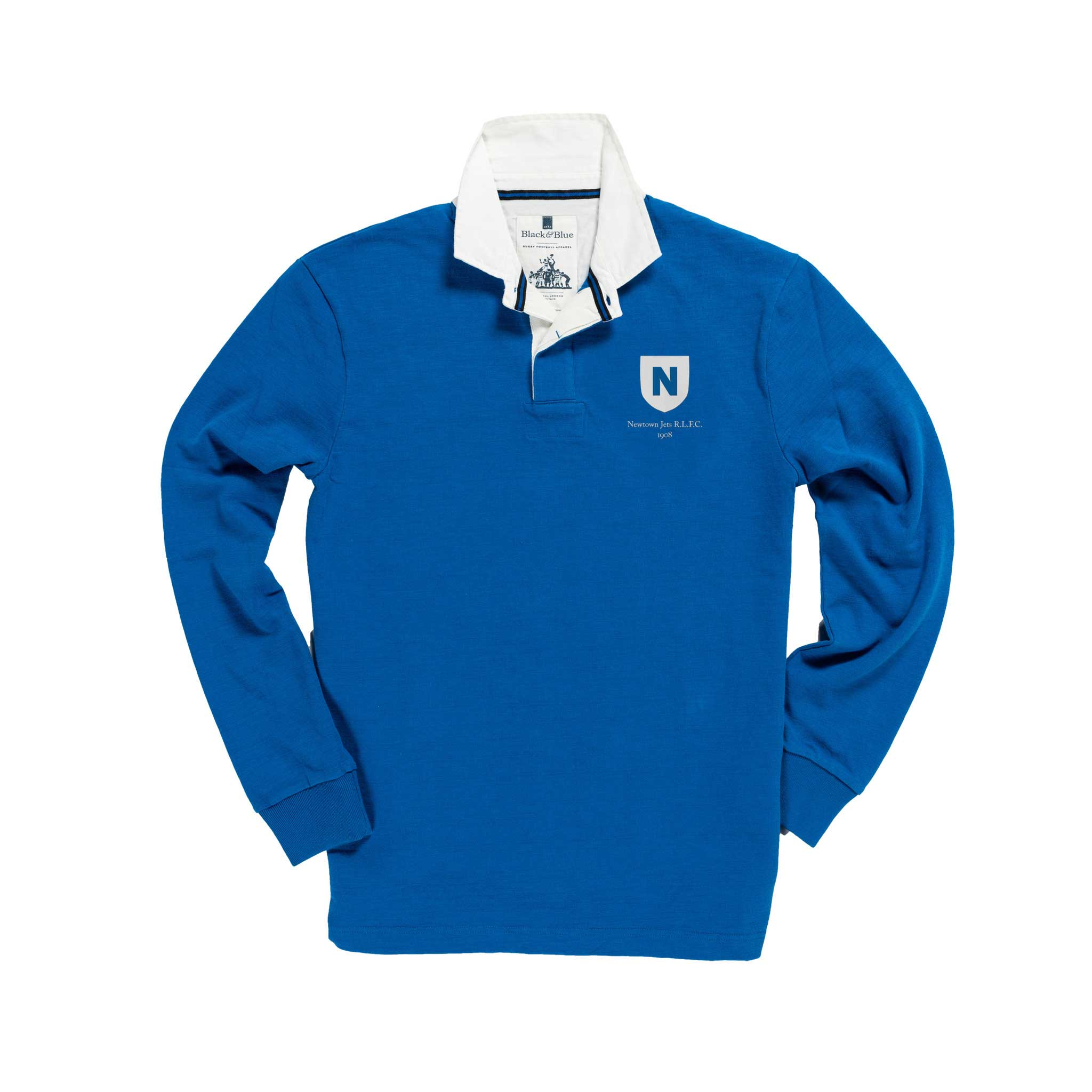 Newtown Jets 1908 Rugby Shirt_Front