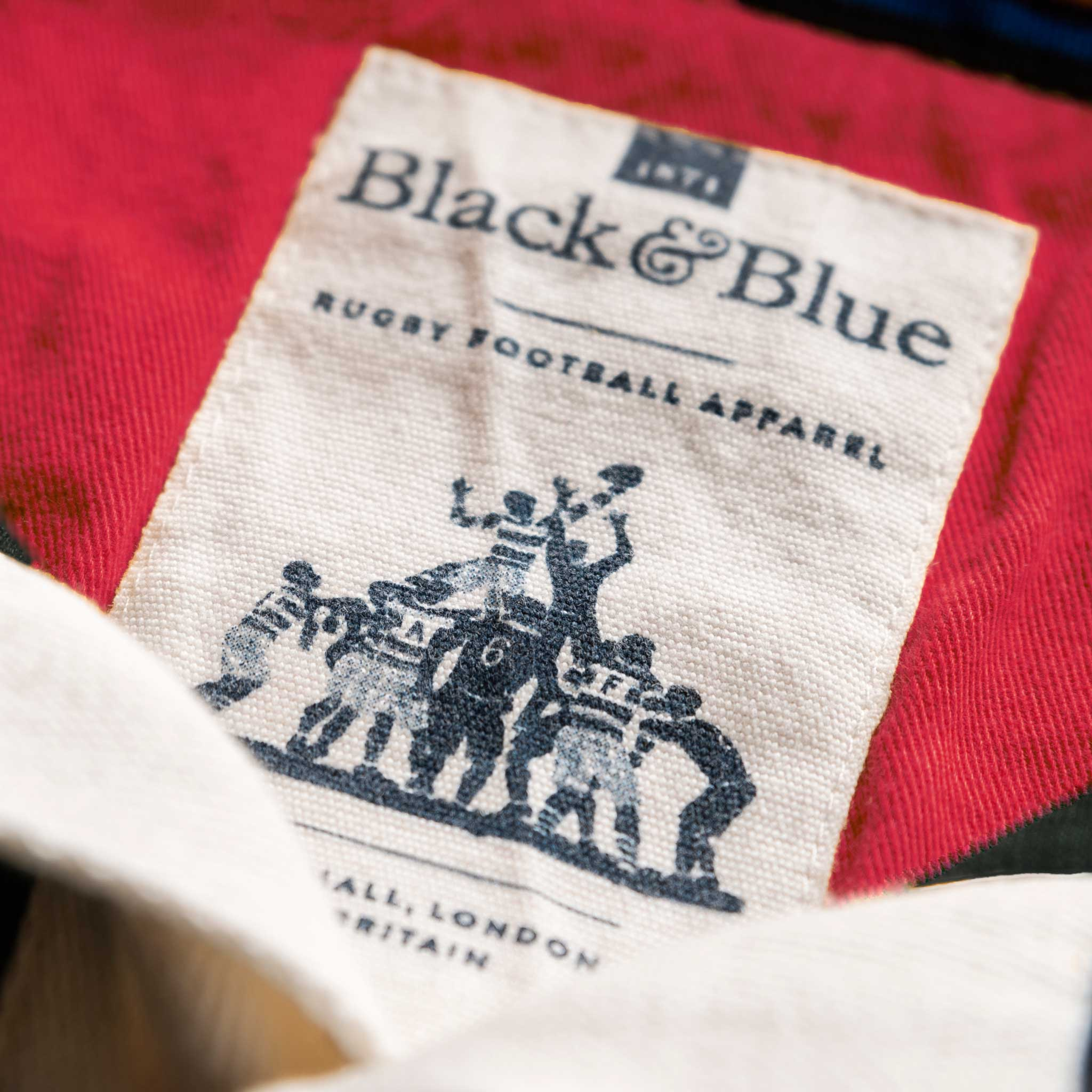 Wests Panthers 1915 Rugby Shirt_Folded