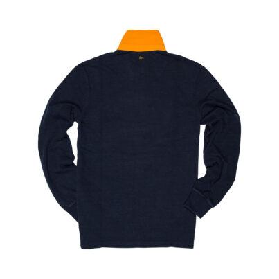 Marlborough Nomads 1871 Rugby Shirt_plain_Back