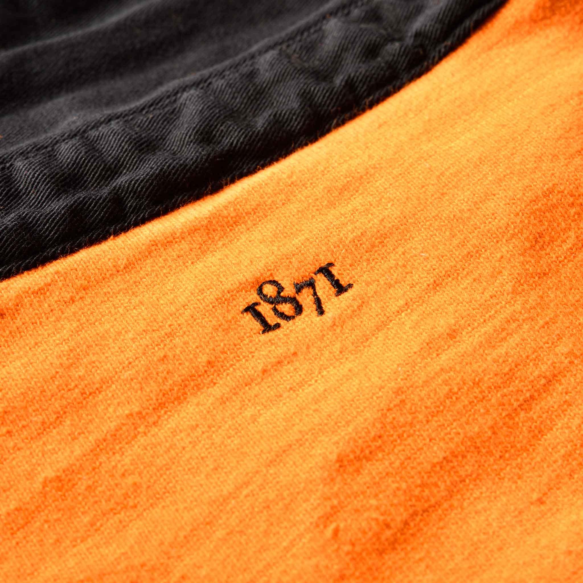 Netherlands 1930 Rugby Shirt_1871