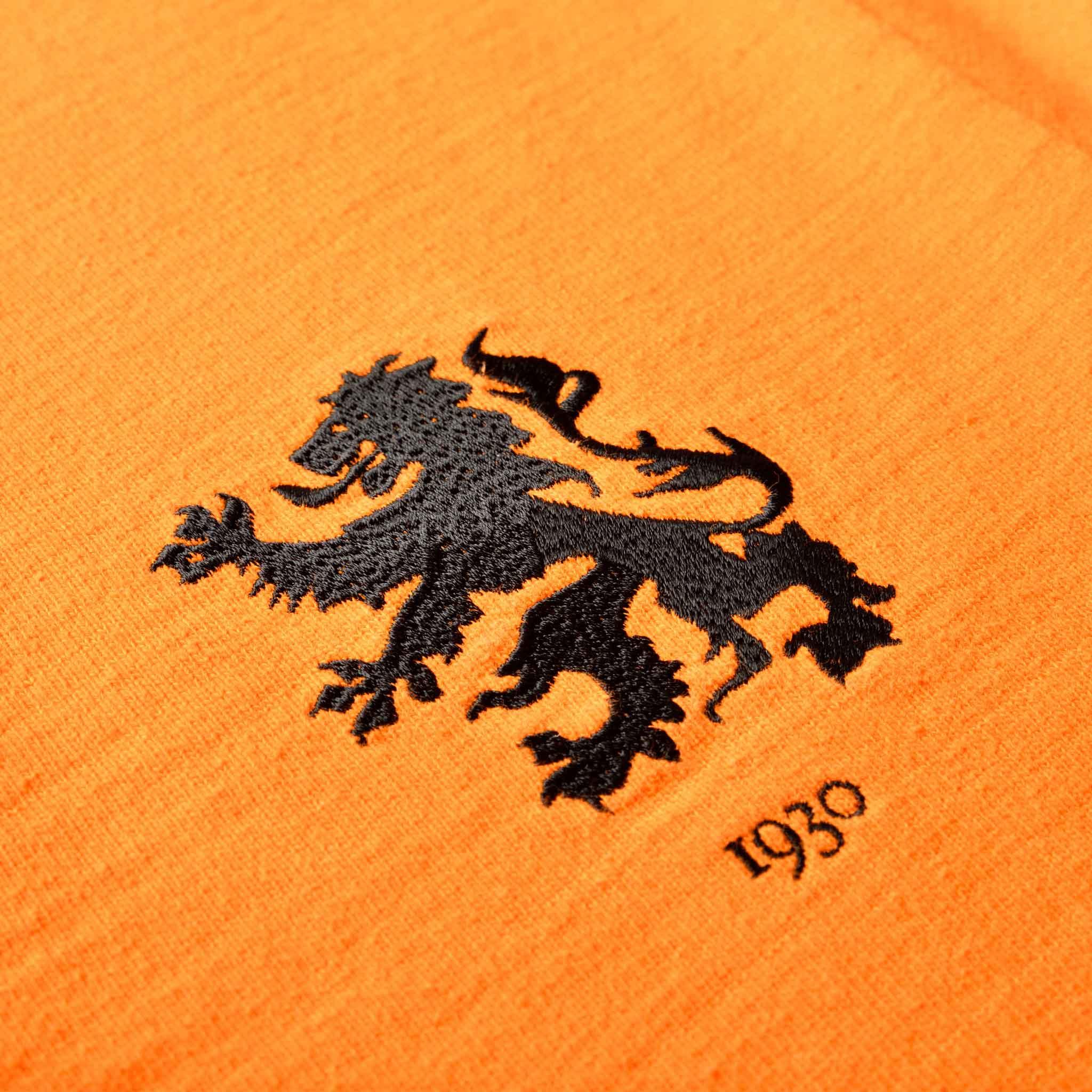Netherlands 1930 Rugby Shirt_Logo
