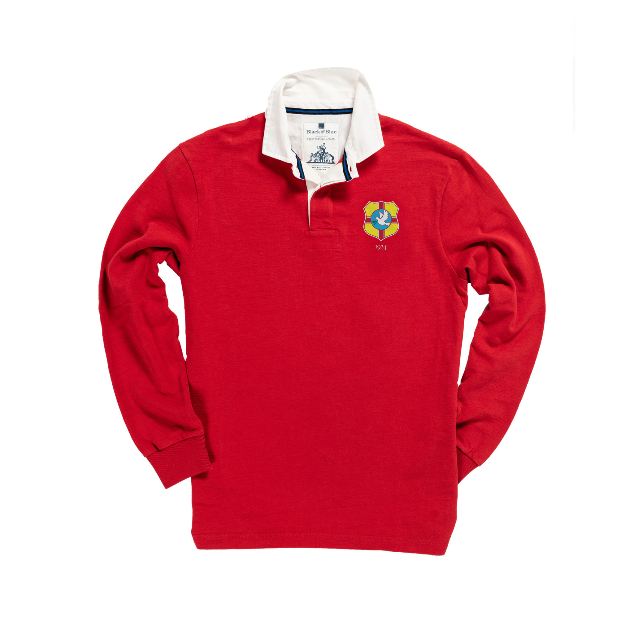 Tonga 1924 Rugby Shirt_Front