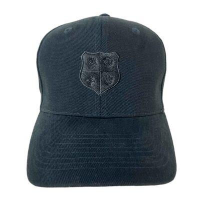 BRITISH AND IRISH LIONS BASEBALL CAP – BLACK LOGO