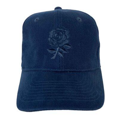 ENGLAND BASEBALL CAP – NAVY LOGO
