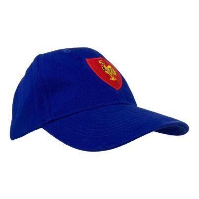 France Baseball Cap_Side
