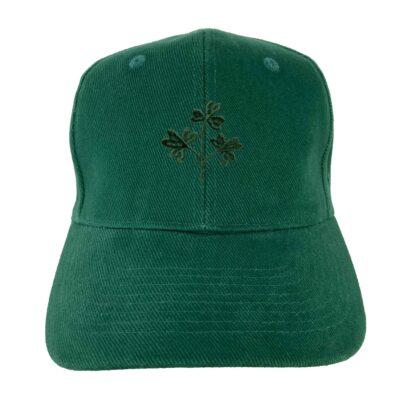 IRELAND BASEBALL CAP – GREEN LOGO