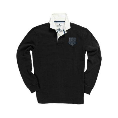 BRITISH AND IRISH LIONS 1888 RUGBY SHIRT  – BLACK