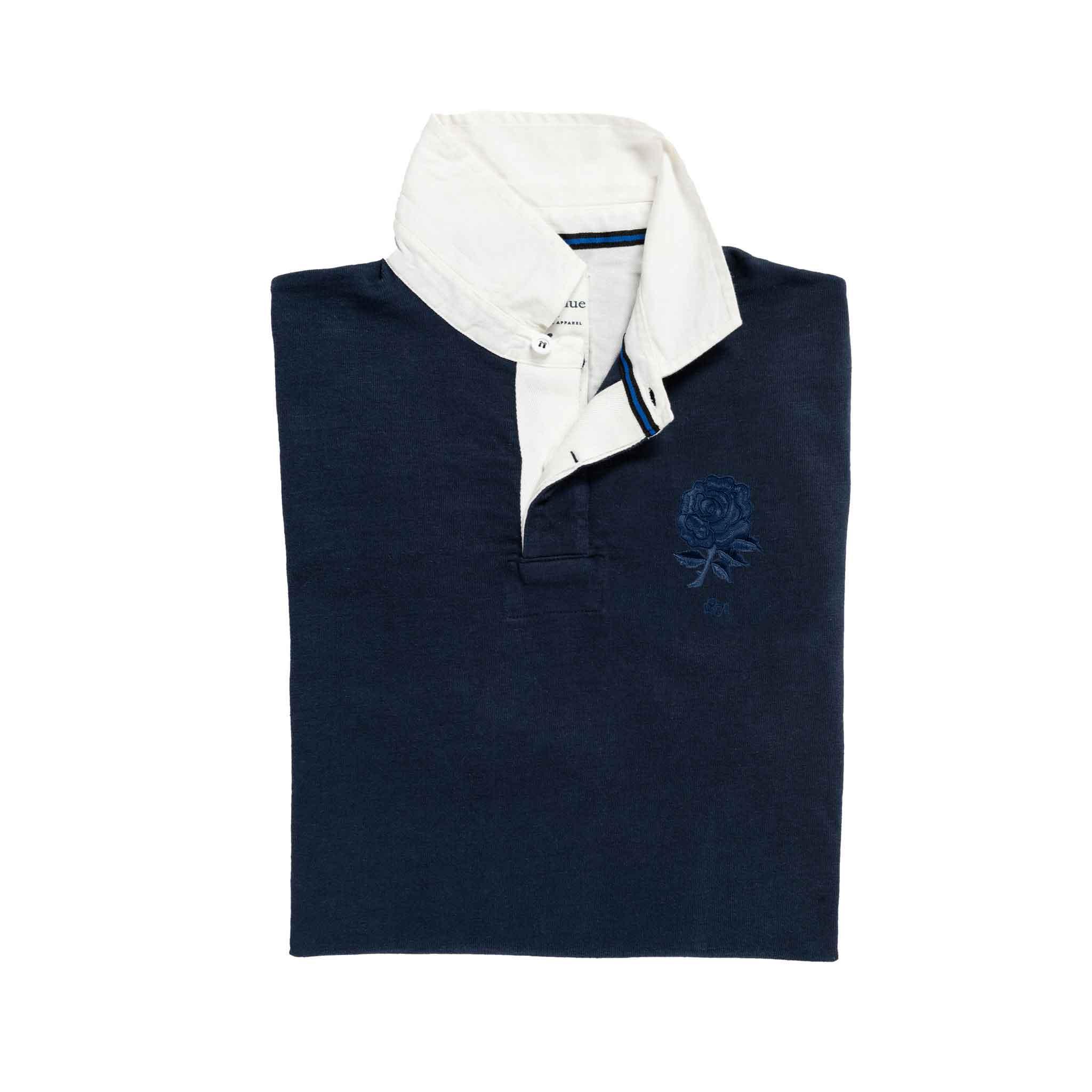 England 1871 Rugby Shirt_NBL_Folded
